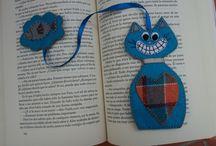 Kitap Ayraçları kece çalışıyorum