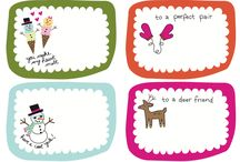 Gift Cards Template / Free printable of gift cards tags template for you to save.