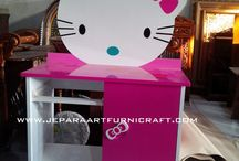 FURNITURE HELLO KITTY