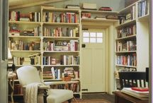 Library Rooms / by Melissa Buss