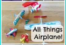 Airplanes and Helicopters and All Things Aviation