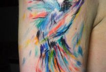 Tattoos / by Susan Henderson