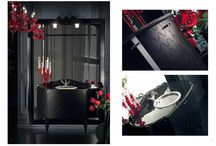 Topex Armadi Art Avanatgarde Collection / EUROPEAN MANUFACTURED BATH VANITIES AND FURNITURE