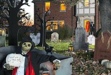 Halloween Outdoor Ideas