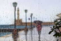 feel the rain..