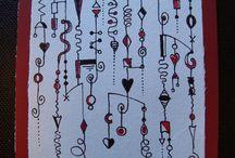 Dangles and monograms / Dangles ideas / by Susan Tümkaya