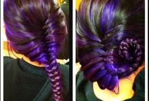 Hair by TSB Student Bethany Bishop