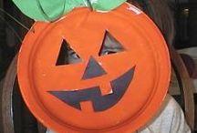 Pumpkin crafts / by Paula Vincent