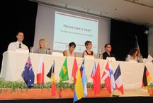 Day 2 WCMT Krems, Wednesday / July, 9th 2014 - Second day of the 14th World Congress of Music Therapy in Krems