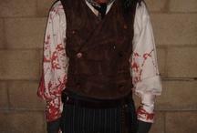 Sweeney Todd Costume / by Todd Sweeney