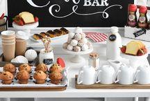 Coffee bar and Tea spot