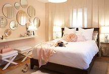 Bedrooms / by Brittany Green