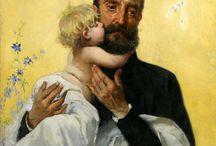 Salvatore Postiglione (1861 – 1906, Italian)