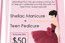 Our Specials / Spa Girl offers monthly specials! / by Spa Girl