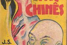 Coleção Amarela / A antiga Editora Globo, de Porto Alegre, lançou, em 1931, a Coleção Amarela com livros de crime, mistério, policiais e horror. Em 18 anos foram publicados 85 títulos de autores como Edgar Wallace, Agatha Christie e Sax Rohmer, com grande sucesso de vendas.