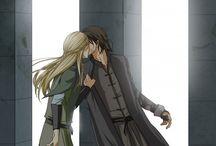 Legolas x Aragorn~