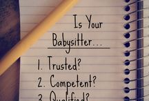 How to: Hiring a Babysitter / Hiring a babysitter can be confusing and overwhelming. Here is a compilation of tips to consider while interviewing potential caretakers.  www.thenannybrigade.com **Top Notch Event Care For Your Youngest Guests**