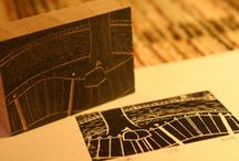 Learning woodcut / Teaching myself woodcut next!