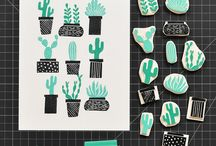 Cactus// Cactus: Its all about the spiky stuff / A bunch of cactus related things.
