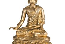 Antique Buddhas / Antique Buddhas from auction houses