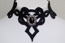 Unique Jewelrymaking  / This page is all about the designs I like and the pieces I've done.