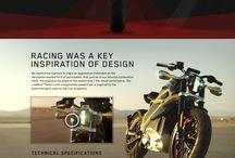 Moto - ambiances, accessoires, créations