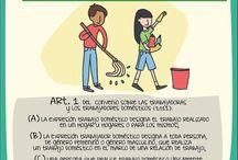 Memes Día Internacional del Trabajo Doméstico