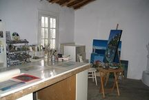 Studio, workspace