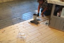 Cabin floors