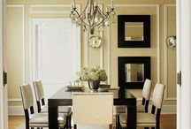 Dining Room Ideas / by Ashley Carnes