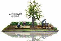 Muzeum / Diorama /  Bu Diorama Trabzon Şehir Müzesi için çalışılmakta ve tamamı el yapımıdır . Trabzon tütüncülük dioraması scale 1:10  Trabzon MUSEUM. #diorama #scale #figures #fimo #polimerclay #art #artist #colurs #canon #instagram #trabzon #karadeniz #museum #wood #handmade #miniatures #mini #tabacco #tütün #findik #hazelnut #fındık #trabzonmüzesi #müze