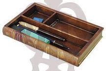 Book / Книги, предметы интерьера в виде книг