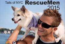 NYC RescueMen / NYC men who know to Adopt, Never Shop!