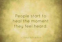 Healing -PhycheTherapy