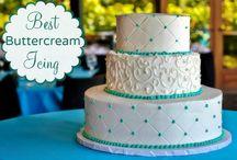 Cake Decorating Ideas / by Tammy Allen