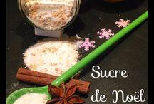 sucres aromatises