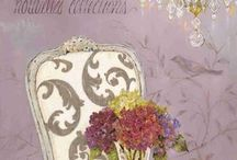 Chairs for Decoupage