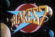Blakes 7 / Good old bbc using yoghurt cartons and toilet tubes to make an original series.