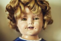 Creepy Dolls / a photographic study of the Uncanny Valley by Nathan Cowlishaw.