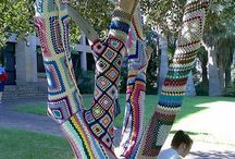 Original Crochet / Amazing things made crochet. Decoration.