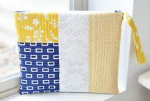 Sewing - Zip purse