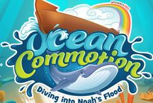Ocean Commotion VBS 2016 / Ideas and inspiration to make Ocean Commotion come to life at your church / by ConcordiaSupply.com