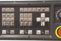 Fanuc Operators Panel / Fanuc Keyboards