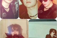 dave vanian collages
