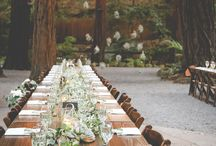 Forest Wedding / forest weddings, forest elopements