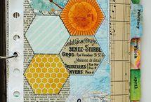 Paper Hexagons