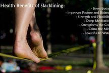 [EN] Health Benefit of Slackline / Cannaliz & Slackline