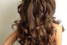 peinados de grado