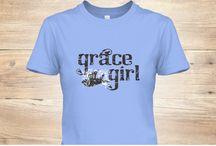 Grace Girl / Wearable hope. / by Gwen Smith