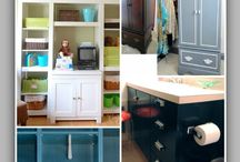 Paint / Tips and Tricks to use all kinds of paint to achieve all kinds or finishes on all kinds of furniture.